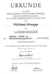 Landessieger Knapp